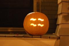 Naruto mist village symbol pumpkin