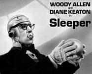 Woody Allen as a Domesticon robot