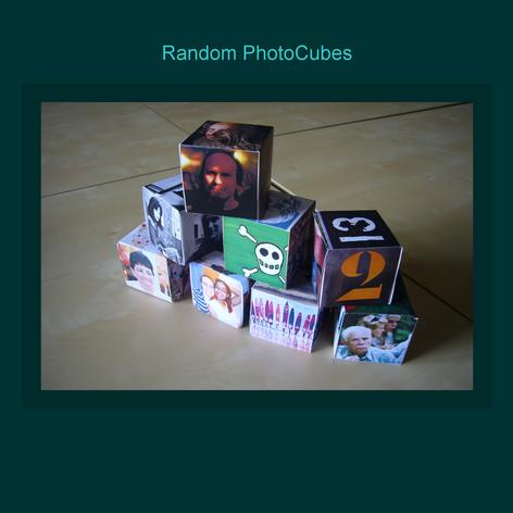 Tabblo: Random PhotoCubes