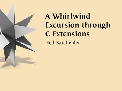 Whirlwind C Extensions slides